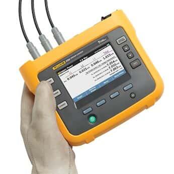 No Current Probes Basic Fluke Portable Energy Logger