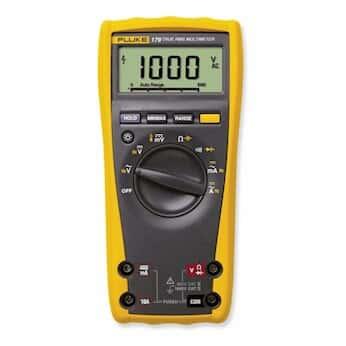 Fluke 175 ESFP True-RMS Digital Multimeter, CAT IV 600V/CAT III 1000V