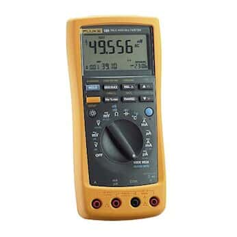 FLUKE-189 True rms Multimeter from Cole-Parmer India