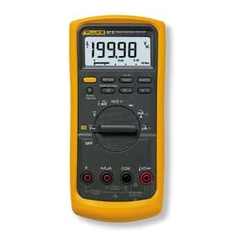 fluke 87v high accuracy true rms digital multimeter from cole parmer rh coleparmer in Fluke 87V Multimeter Manual fluke 87v meter manual