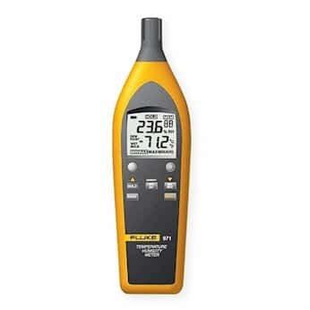 Fluke 971 Thermohygrometer 5 To 95 Rh 4 To 140f From