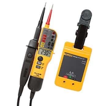 Fluke T150/PRV240 Proving Unit Kit with T-150 Electrical Tester