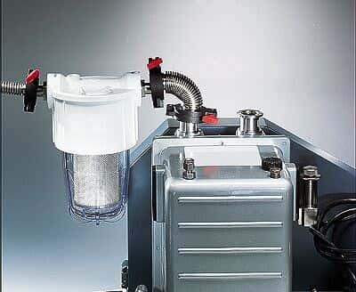 Gardner Denver 1420H-21 Acid neutralization trap for vacuum pumps 79201-00 on