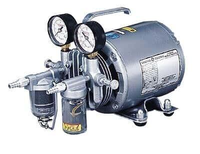 gast 0523 v4j g588dx rotary vane oil vacuum pump 3 75 cfm 220 vac 0705535 gast rotary vane oil vacuum pump, 3 75 cfm, 220 vac from cole parmer gast vacuum pump wiring diagrams at soozxer.org