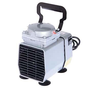 Gast DOA-P708-AA High-Capacity Vacuum Pump, No Gauges; 1.0 cfm, 25.5