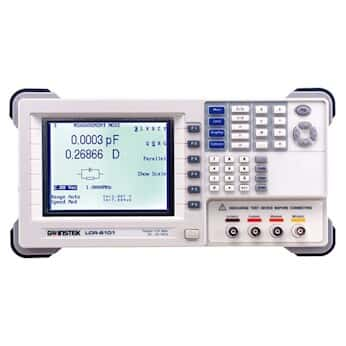 GW Instek LCR-8110G 20 Hz to 10 MHz Precision LCR Meter from