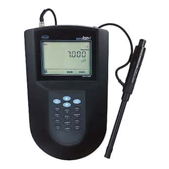 Hach Sension 4 Benchtop Ph Mv Ion Meter 220 Vac From Cole Parmer