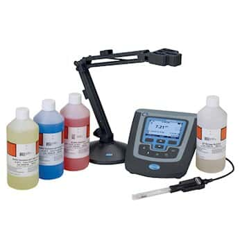Hach pH sodium kit HQ440d Digital Sodium Bench Meter Kit