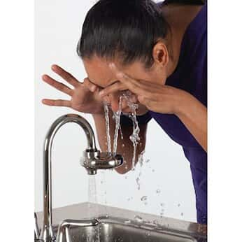 Haws 7620 Faucet Mount Eyewash Stainless Steel From Cole
