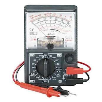Hioki 3030-10 Analog Multimeter Tester from Cole-Parmer India