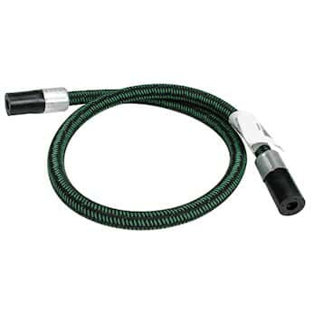 Humboldt H 2087 Accuflame Gas Line For Bunsen Burners Flexible Steel Covered With Rubber