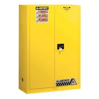 Justrite 896020 Flammable Storage Safety Cabinet, 60 ...