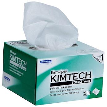 Kimberly Clark Kimtech Kimwipes Ex L Wipes 4 5 Quot X 8 5