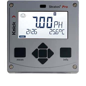 knick stratos ph ph orp 2 wire explosion proof controller from coleknick stratos ph ph orp 2 wire explosion proof controller from cole parmer india