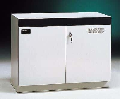 Labconco Base Storage Cabinet For Acids With Flat Epoxy Work