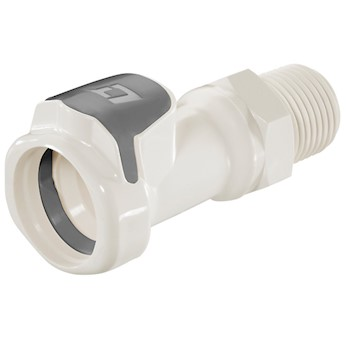 linktech 60ps disconnect psf 3 8 quot flow in line valved 1 2 quot npt m 25 pk from