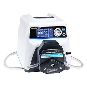 Masterflex L/S Digital Drive with Easy-Load® II Pump Head for High-Performance Tubing
