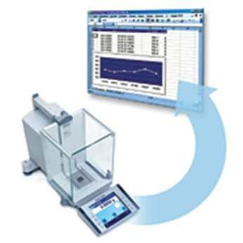 Mettler Toledo 11153120 LabX Excellence Balance Express software