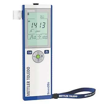 mettler toledo s3 bioethanol kit portable conductivity meter kit bioethanol kit from cole parmer. Black Bedroom Furniture Sets. Home Design Ideas