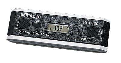 Mitutoyo 950 315 Electronic Digital Protractor From Cole
