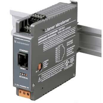 Newport EIS-2:Iserver Ind Microserver W/Screw Terminal