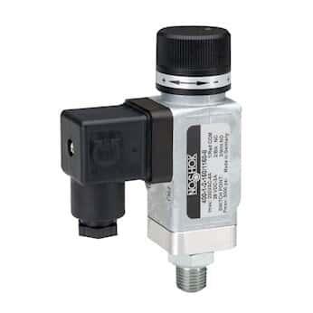 NOSHOK 400-1-2-7//115-8 Pressure Switch 7 to 115 psi M 1//5 NPT