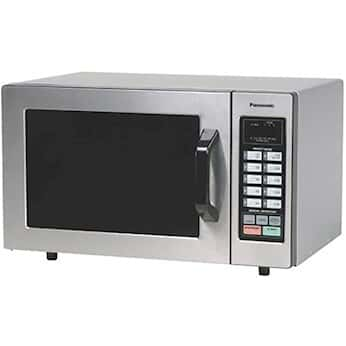 Programmable Countertop Microwave Oven