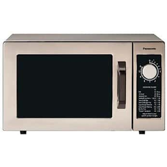 Panasonic Ne 1025 Countertop Microwave Oven 1000 Watts 0 8 Cu Ft Stainless Steel 120v 60 Hz From Cole Parmer Canada
