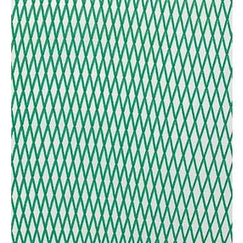 Poly-Net 0507-GREEN Close-mesh high-density polyethylene protective  netting, 4