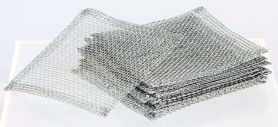 porta lab 2390 4x4 laboratory wire gauze square 4 l x 4 w 10