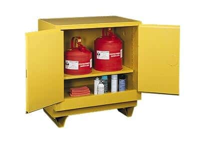 Protectoseal 5535LS Flammable Storage Cabinet, Self-closing, 30 ...
