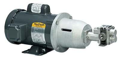 Pulsafeeder GC2 ADT TTA+230/460/3 Industrial Gear Pump, 1 5