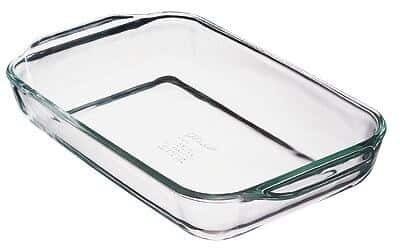 Pyrex 3175 7 Brand 3175 Glass Drying Tray 275mm L X 175mm