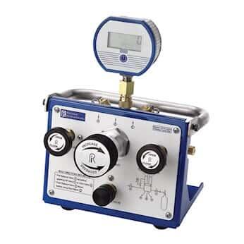 Ralston Instruments QTVC-1KPSIG-M Pressure Volume Controller w//Analog Gauge; 1//4 NPTF COLE-PARMER