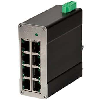N-tron 108TX Unmanaged Industrial Ethernet Switch