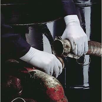 Showa Best 8005m Non Latex Industrial Gloves Size Medium