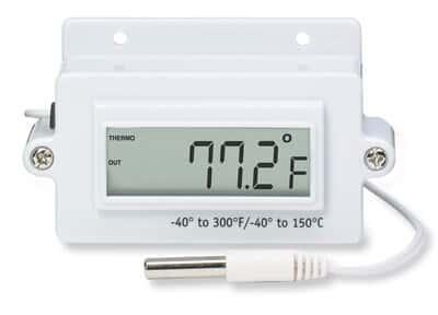 traeger remote probe thermometer manual