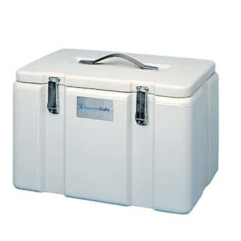 Thermosafe 390 Dry Ice Storage Insulated Field Carrier Polyethylene 1 Cu Ft