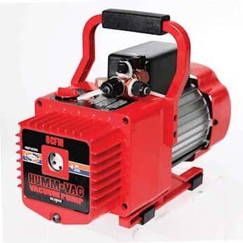 Uniweld HVP12 Pump, Vacuum Pump, Rotary Vane, 12 0 CFM, 115/220VAC, 2 Stage
