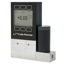 Cole-Parmer Gas Mass Flow Controller, 0.01 to 1 LPM