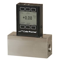 Cole-Parmer Gas Mass Flow Controller, 10 to 1000 LPM