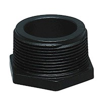 Cole-Parmer Replacement Barrel Adapter for Drum Pumps, PP
