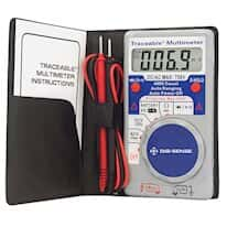 Digi-Sense Traceable® Digital Autoranging Multimeter with Calibration