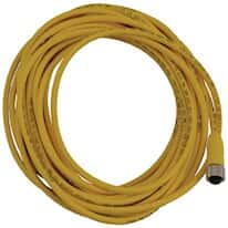 Kobold 807.037 Magneto-Inductive Flowmeter Accessory, 4-pin Micro-DC Cable, 6 Ft