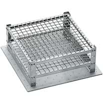 "Lab Companion AAA31521-V1 Spring wire rack, 14"" x 14"" for Lab. Companion Dual-Action Shaker"