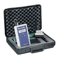 Masterflex Handheld Doppler Flowmeter, 0.30 to 30 ft/sec