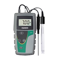 Oakton pH 5+ Handheld Meter Kit w/ Case, Solutions, pH/ATC Probe