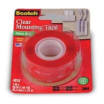 "Scientific Industries SI-1616 Double-Sided Adhesive Tape, 60"" x 1"", single roll"