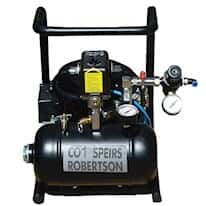 Speirs Robertson C01 Compressor for Air Tables