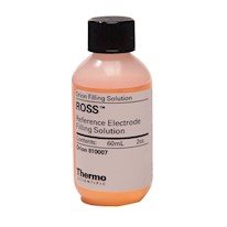 Thermo Scientific Orion 810007 electrode fill solution, 3 M KCl 5/cs